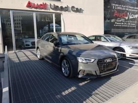 Audi A3 2.0 S Line 2018