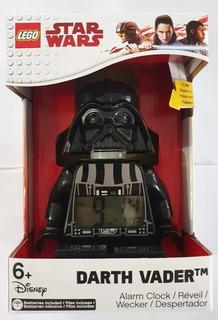 Reloj Despertador Lego Darth Vader Star Wars
