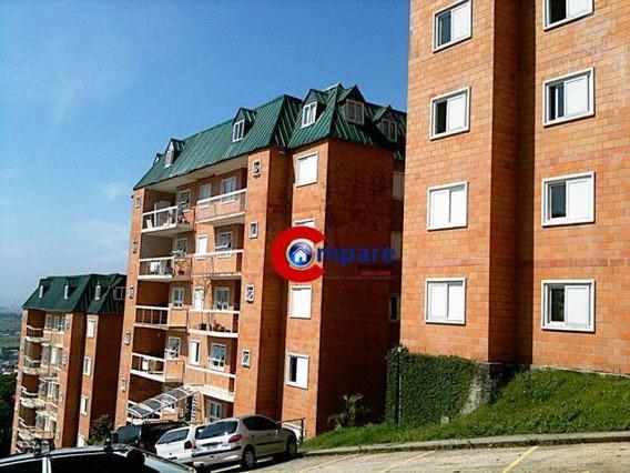 Apartamento Residencial À Venda, Vila Rio De Janeiro, Guarulhos - Ap2281. - Ap2281
