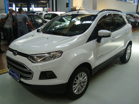Ford Ecosport Se 1.6 Flex 2017 Branco (completo)