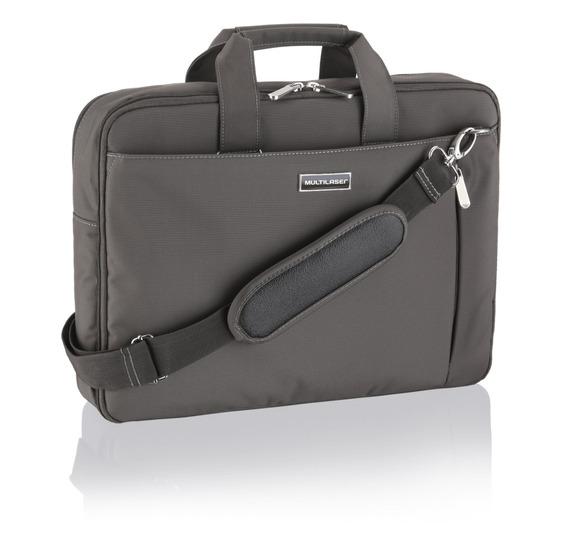 Bolsa Para Notebook 14 Casual Chumbo Multilaser - Bo101