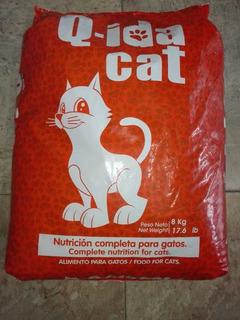 Gatarina Q-ida Cat De 8 Kilos