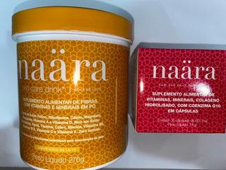 Kit Naara Nails + Naara Doce De Leite