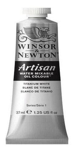 Color De Aceite Mezclable Para Agua Winsor Y Newton Artesana