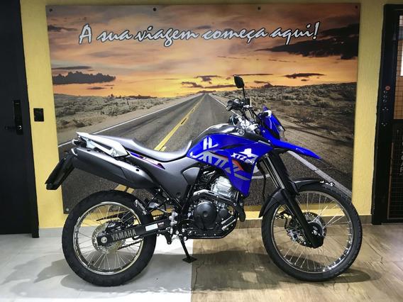 Yamaha Xtz 250 Lander 2020 Abs Com 200km