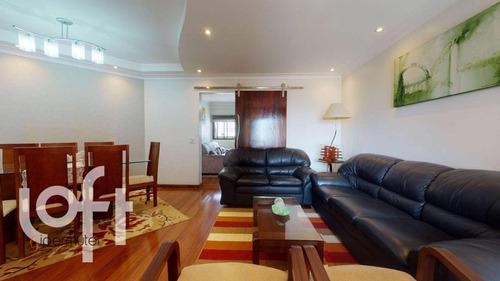 Imagem 1 de 30 de Ótimo Apartamento Com 4 Dormitórios À Venda, 135 M² - Vila Mariana - São Paulo/sp - Ap2369