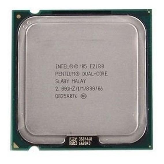 Processador Intel Dual Core E2180 2.00ghz Lga 775