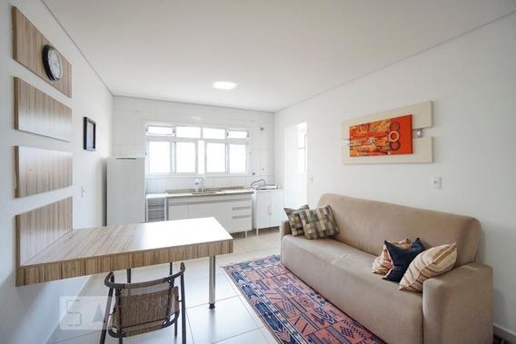 Studio Térreo Mobiliado Com 1 Dormitório - Id: 892984602 - 284602
