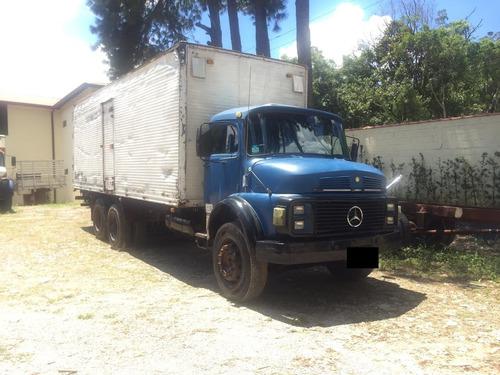 Mercedez Bens 1513 Truck