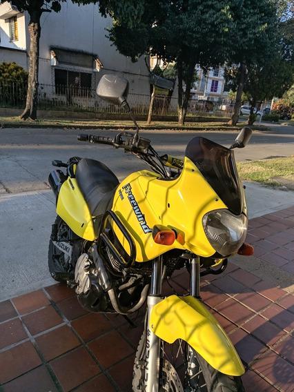 Suzuki Xf650