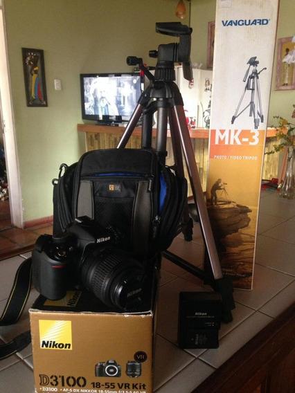 Vendo O Cambio Camara Nikon Modelo D3100