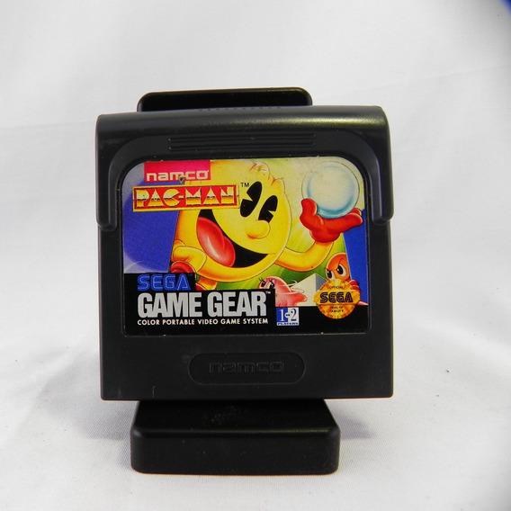 Cartucho Pac Man Sega Game Gear Original C/ Case