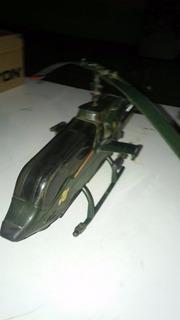 Helicoptero G.i.joe - Dragon Fly-hasbro Orig.