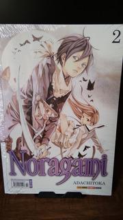 Mangá Noragami Vol. 2 (novo/ Lacrado/ Raro)