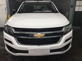 Camioneta Chevrolet S10 Ls Cd 4x2 Financiada A Tasa 0%