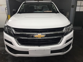 Camioneta Chevrolet S10 Ls Cd 4x2 Financiada A Tasa 0%