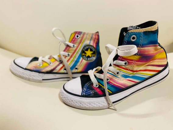 Zapatillas All Star Converse Talle 30 Impecables