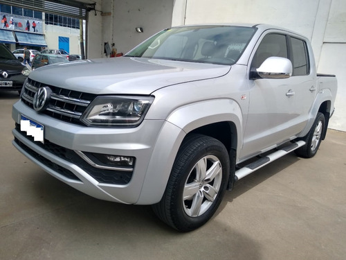 Volkswagen Amarok 2018 2.0 Cd Tdi 180cv Highline 4x4 At Gf