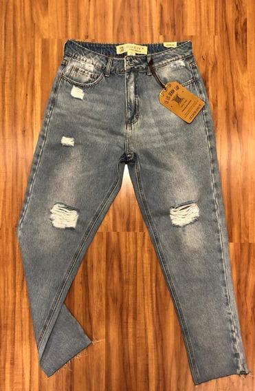 Calça Jeans Lelis Blanc - 42 - Nova Com Etiqueta