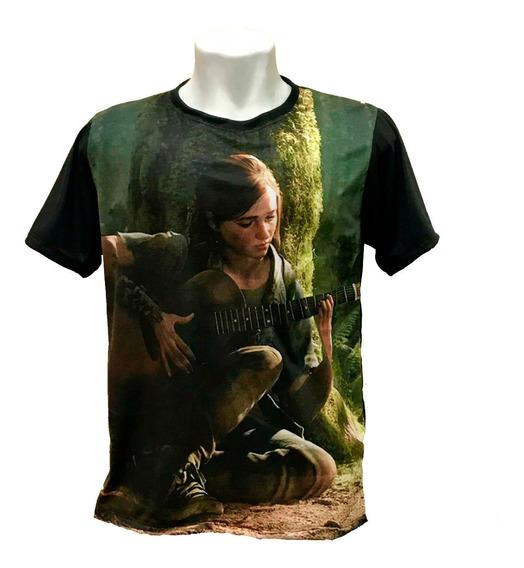 Camiseta The Last Of Us Part 2 - Ellie