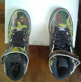 Botines Para Caballero Camuflaje Nike Air Force I