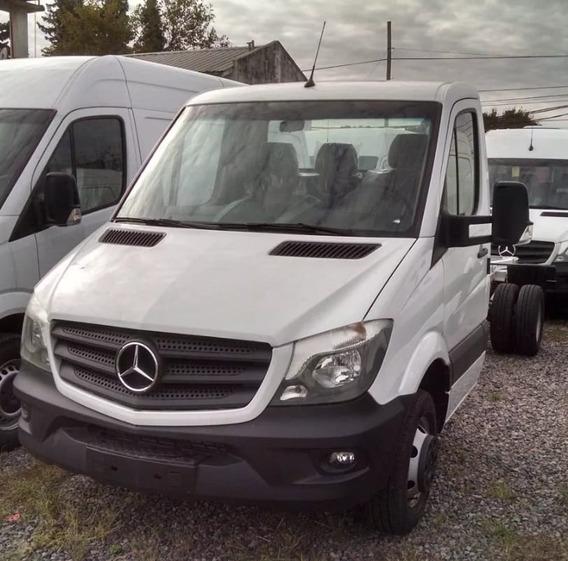 Mercedes Benz Sprinter 2.1 415 Chasis 3665 Aa 0km