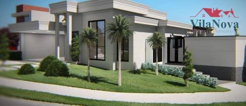 Casa Com 3 Dormitórios À Venda, 240 M² Por R$ 1.760.000,00 - Jardins Di Roma - Indaiatuba/sp - Ca1858