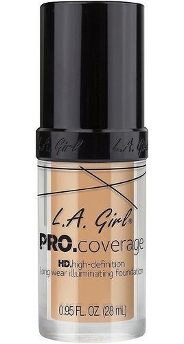Base Pro Coverage La Girls  Illuminating Originales