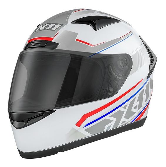 Capacete X11 Volt Dash Motociclista Motoqueiro Moto A Vista