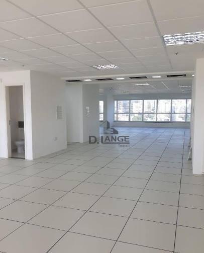 Sala Comercial Para Venda E Locação, Chácara Da Barra, Campinas - Sa1724. - Sa1724