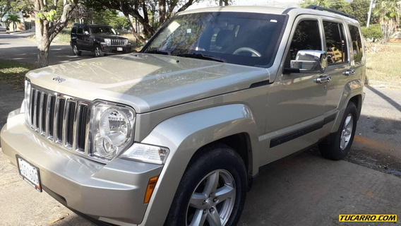 Jeep Cherokee Liberty 4x2 Blindada
