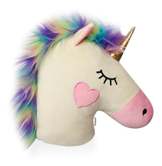 Piñata Almohadon Unicornio