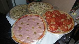 Pizzas Listas Para Hornear. Pizzetas. Consultar Promos!!!