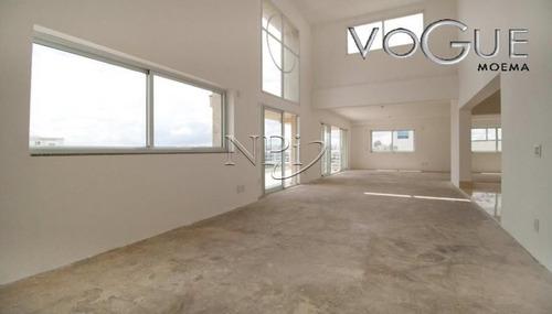 Vogue Moema - Cobertura Duplex Em Moema   Npi Imoveis. - V-980
