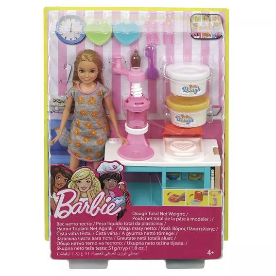 Barbie - Estação De Doces - Frh74 - Mattel