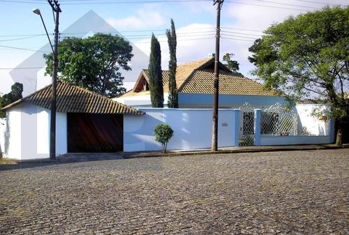 Casa Para Venda, 3 Dormitórios, Rio Grande - São Bernardo Do Campo - 5640
