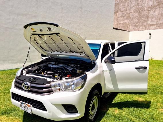Toyota Hilux 2019 2.7 Cabina Doble Base Mt
