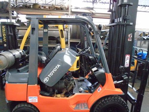 Imagem 1 de 4 de Venda E Aluguel De Empilhadeira Toyota 2005 2,5 Tons