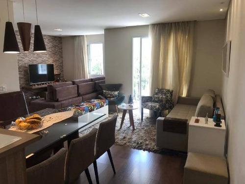 Apartamento À Venda, 68 M² Por R$ 390.000,00 - Jardim Sul - São Paulo/sp - Ap2255
