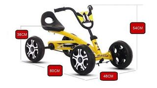 Triciclo Go Kart. Auto A Pedal. Despacho Gratis