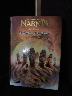 Libro Las Crónicas De Narnia El Caballo Y El Muchacho O Niño