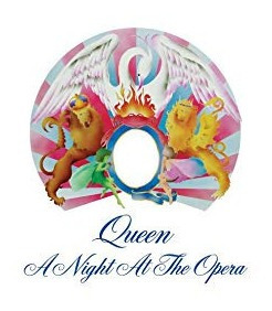 Queen A Night At The Opera Vinilo Nuevo Sellado Importado