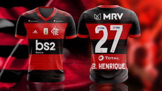 Vetor Flamengo 2020