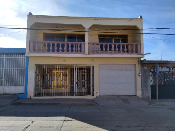 Casa En Venta, Fracc. Constitución, Aguascalientes, Rcv 346305