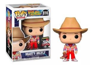 Funko Pop Marty Mc Fly Hot Topic Exclusivo