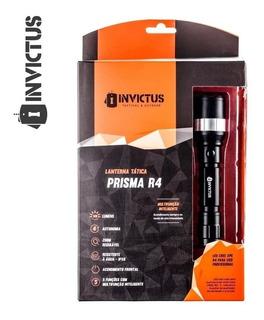 Lanterna Invictus Prisma R4 180 Lumens Recarregável