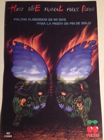 Tarjeta De Boliches De Pacha De Coleccion