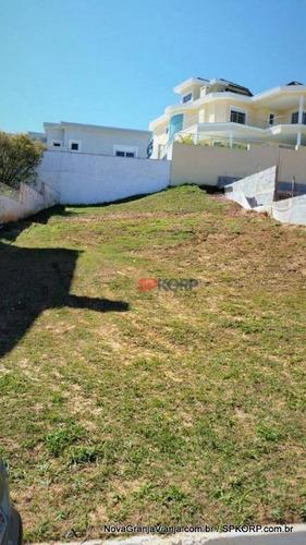 Imagem 1 de 5 de Terreno Residencial À Venda, Valville, Santana De Parnaíba - Te0907. - Te0907