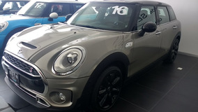 Mini Clubman S Hot Chilli 2016