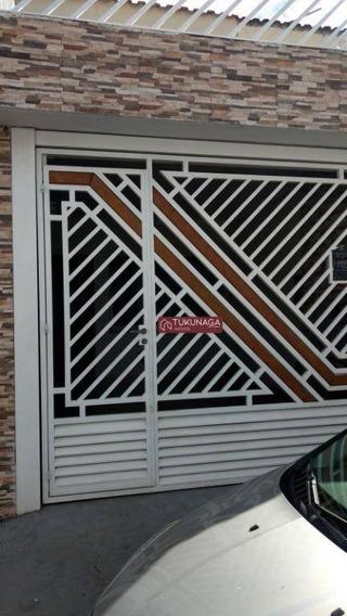 Sobrado Com 2 Dormitórios À Venda, 90 M² Por R$ 446.000 - Vila Augusta - Guarulhos/sp - So0507